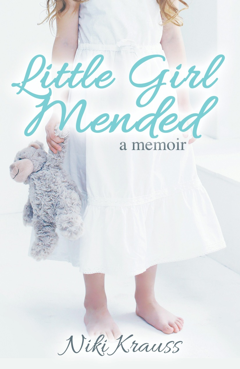 Little Girl Mended COVER