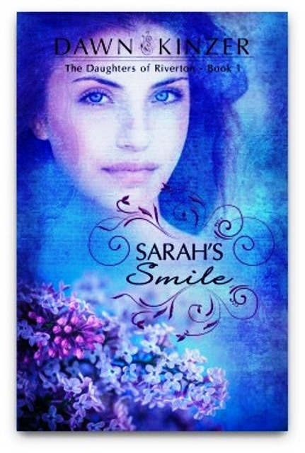 86.2 KB - Sarahs Smile - Cover with Smaller DropShadow