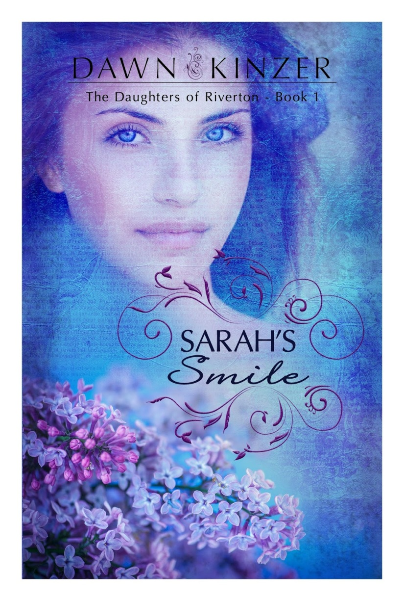 Sarah'sSmile with wide white border
